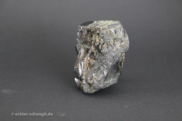 EDEL SCHUNGIT Einzelstück 150 Gramm