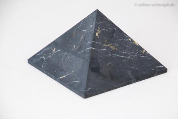 SCHUNGIT PYRAMIDE poliert 3 cm - bis 9 m²
